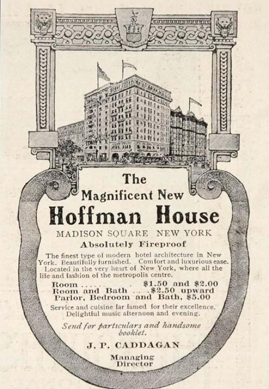hoffman-house-vintage-booklet