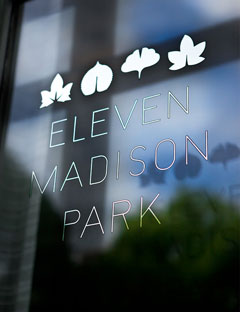 11 Madison Square Park is a great place to go dining out in New York