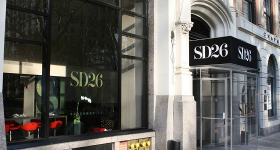 SD26 Park Avenue in NoMad New York