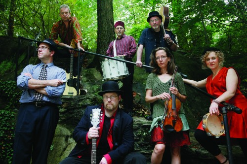 Sputyen Duyvil will be playing in Madison Square Park in the NoMad District on July 4