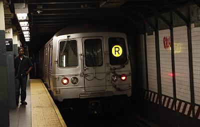 Silicon Alley refers to the NYC technology corridor running along the R Train