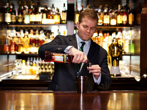 The NoMad Hotel bar was named as one of the top 10 best new bars in America by ABC2News