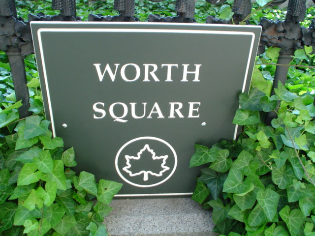 Worth Square in the NoMad District will be revitalized thanks to a grant by Tiffany & Co