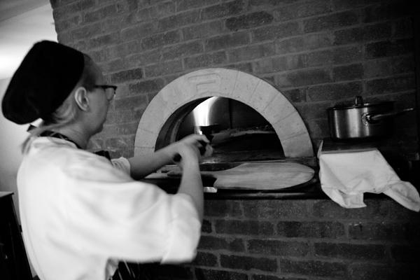 Bread & Tulips is an Italian Restaurant in the Hotel Giraffe in NoMad New York