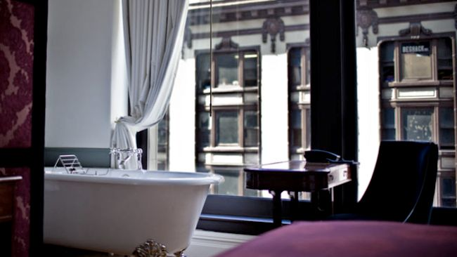 Luxury Travel Magazine loves the NoMad Hotel