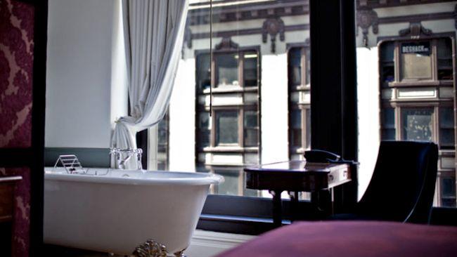 Luxury Travel Magazine loves the NoMad Hotel