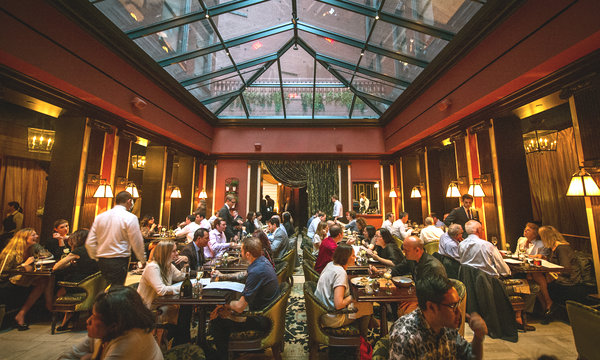 The NoMad Restaurant is adding a brunch menu on September 8th
