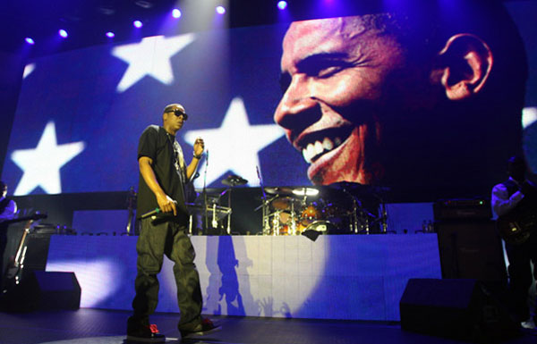 Jay Z is hosting a fundraiser for President Obama in the NoMad District