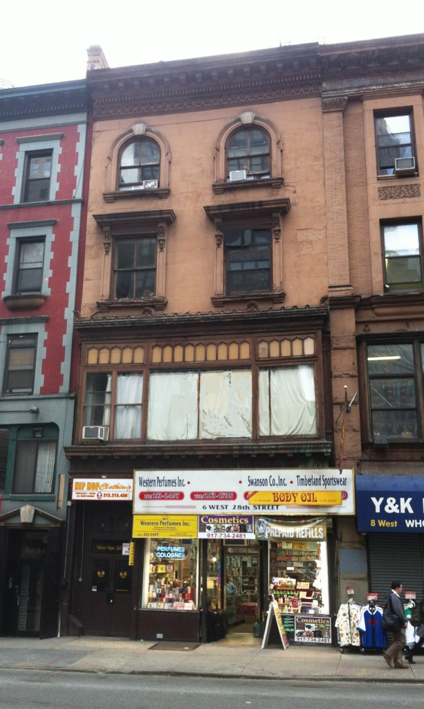 6 West 28th Street in NoMad New York