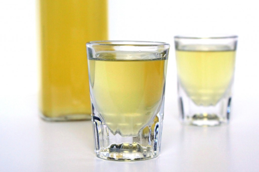 Asellina is now serving homemade limoncello