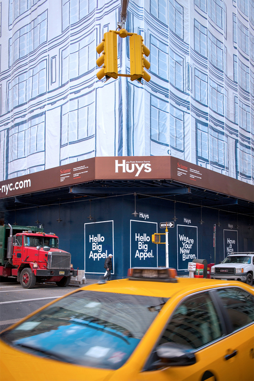 Huys Condo Complex on Park Avenue