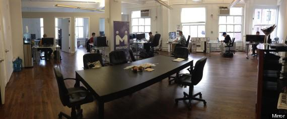 New York Technology Firm Mirror opened their doors during Hurricane Sandy