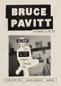 Sub Pop's Bruce Pavitt wil DJ at Ace Hotel