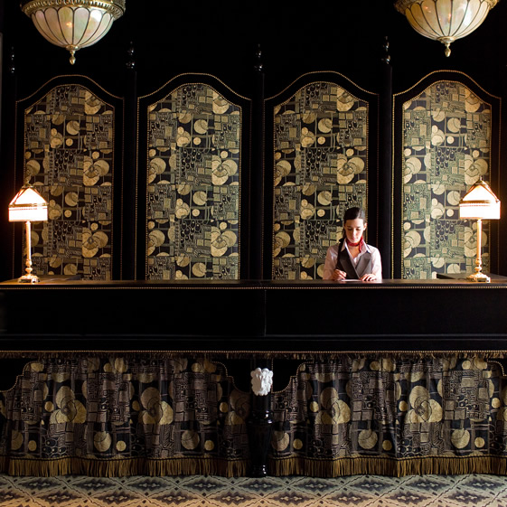 Food & Wine named The NoMad Hotel as the best new hotel in the world