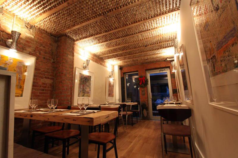 Wine: 30 is an intimate neighborhood wine haven.
