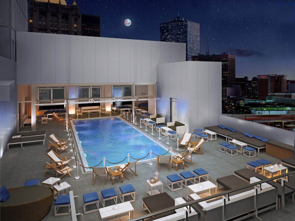 Enjoy end of summer at nyc rooftop bars for Best valentines restaurants nyc