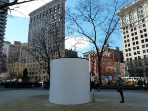 camera obscura madison square park art