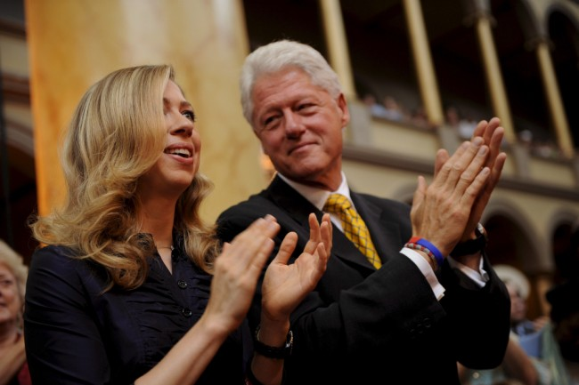 Chelsea Clinton's NoMad move is imminent