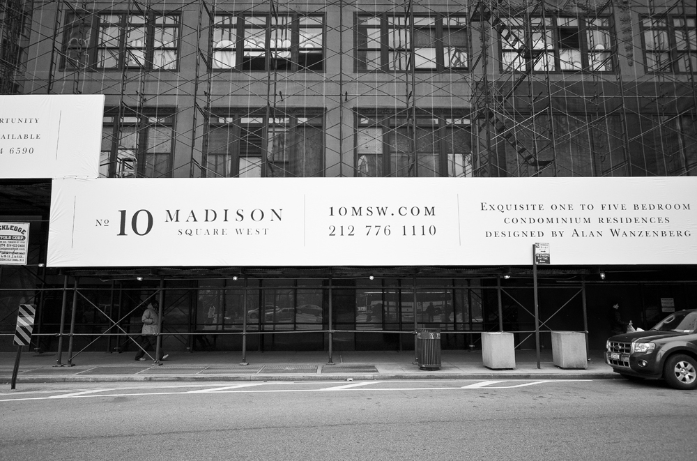10 madison square west is one of the many buildings under construction in the NoMad neighborhood