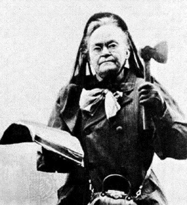 NoMad History: Carrie Nation