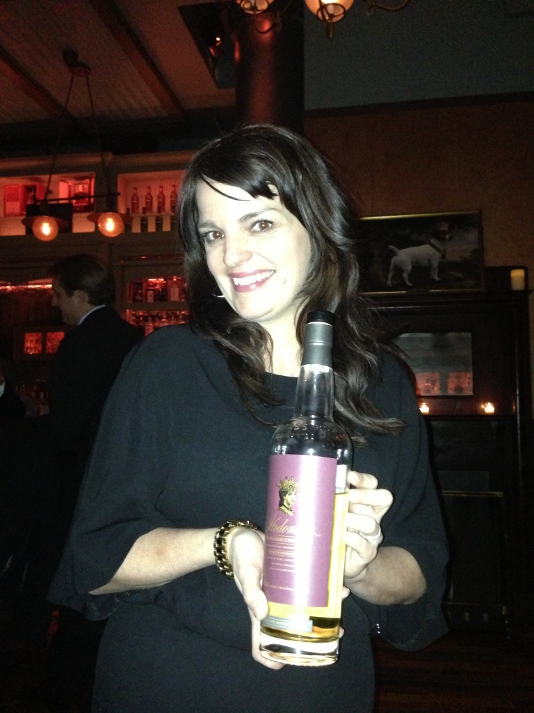 heather greene is the whiskey sommelier at the flatiron room