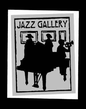 jazz gallery fundraiser is underway