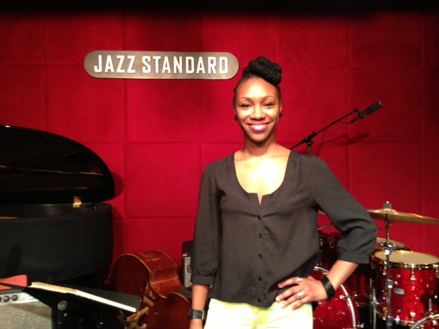 paula tucker from one of the best jazz clubs in nyc: jazz standard