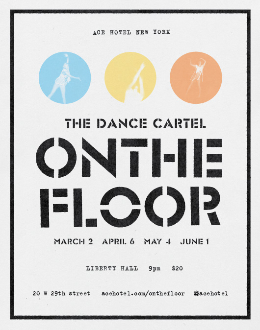 dance cartel at ace hotel near madison square park