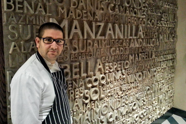 manzanilla nyc's chef dani garcia is offering a delicious mother's day 2013 meal