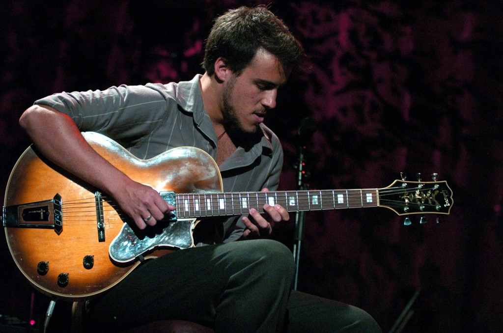 Guitarist Gilad Hekselman brings his trio featuring saxophonist Mark Turner to Jazz Standard in NoMad.