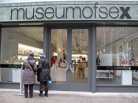 Museum of sex (MoSex) will open restaurant and bar Play on 5th Avenue.