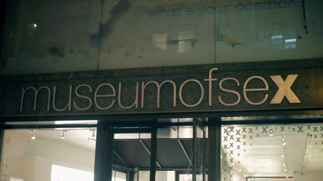 museum of sex cafe play now open