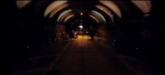 park ave tunnel art installation during summer streets 2013