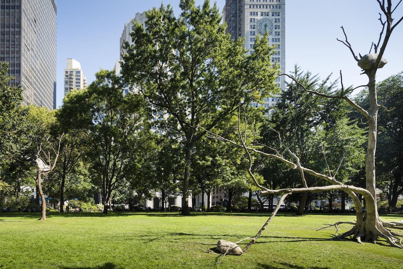ideas of stone madison square park