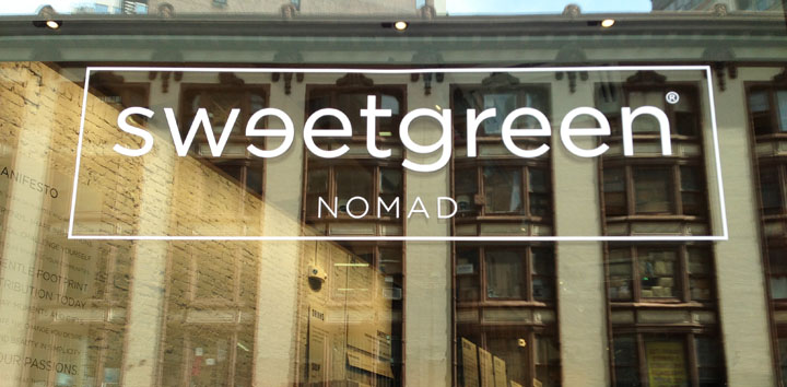 sweetgreen nomad in nyc