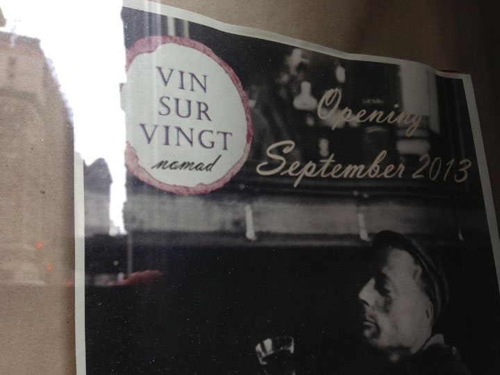 vin sur vingt nomad opening soon on broadway