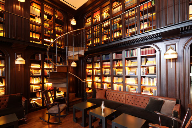 nomad bars named best hotel bars in nyc