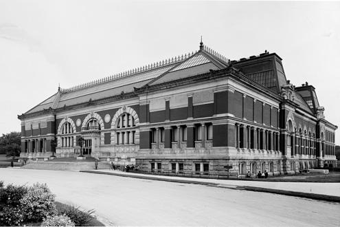 metropolitan museum of art originally was in nomad