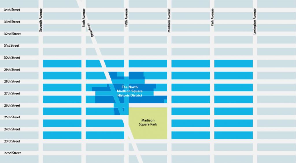map of nomad neighborhood in nyc