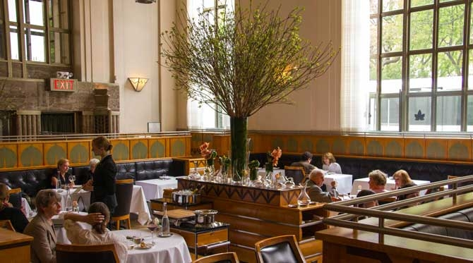 eleven madison park and the nomad have some of the best thanksgiving dinners in new york
