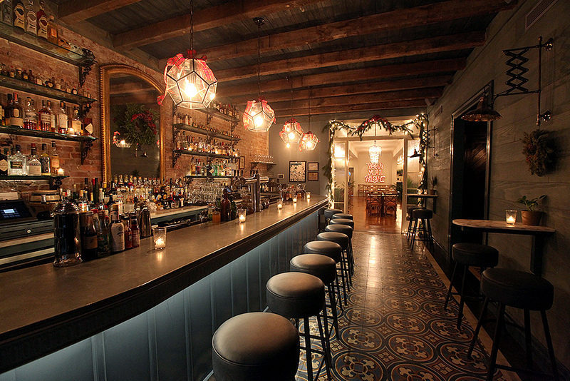 Try out Bo's Kitchen and Bar, bringing New Orleans style to the Flatiron District.