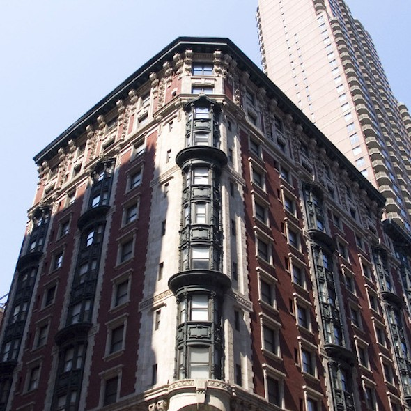 Read about the newest NoMad NYC Landmark buildings, the Emmet Building and the James Hotel.