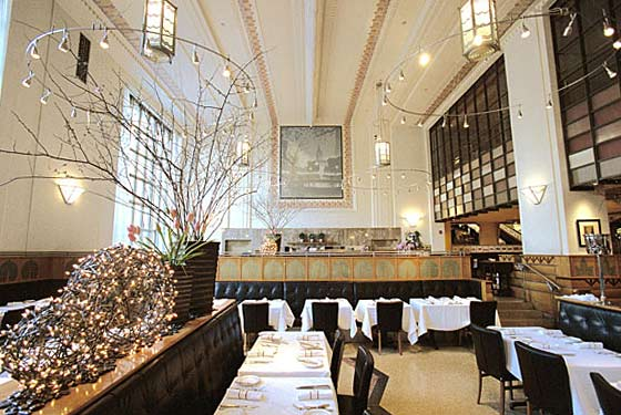 NoMad NY's Eleven Madison Park named one of the World's 10 Best Restaurants by CBS News