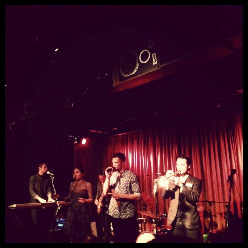 san fermin plays 5at5 at ace hotel