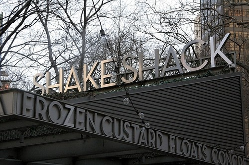 shake shack custard menu for december 2013