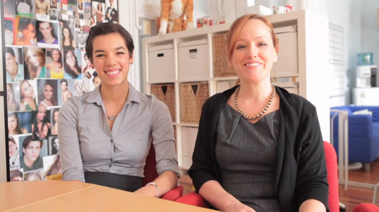 Elli Frank and Ariana Johnston from Eye5 Mktg & Talent discuss the NoMad neighborhood