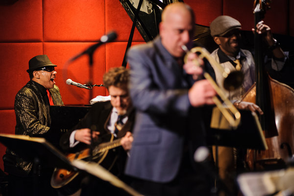 Henry Butler and Steven Bernstein will lead The Hot 9 at Jazz Standard in NoMad NY