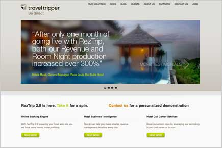 Travel Online Booking