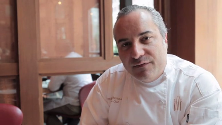 Chef Philippe Massoud from ilili talks about what inspired him to open in NoMad