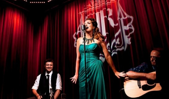 Joanne Weaver continues her Friday night residency at the Flatiron Room tonight in NoMad, NY